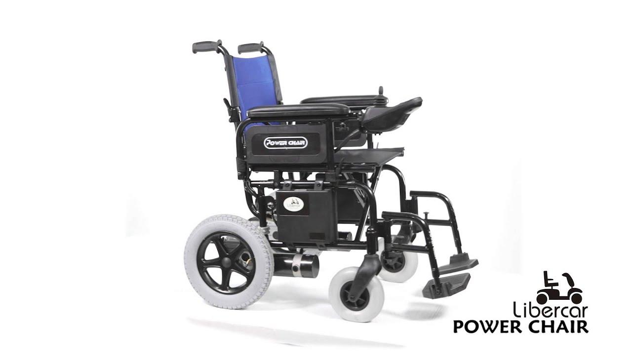 Libercar Power Chair 360º