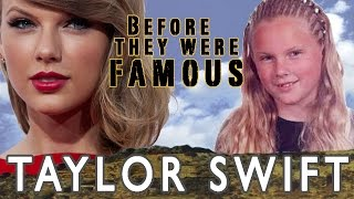TAYLOR SWIFT - Before They Were Famous