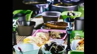 Truvii antibacterial tableware(抗菌餐具)