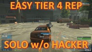 Battlefield Hardline: Easy Tier 4 Reputation (Solo w/o Hacker)