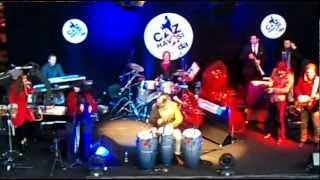 ayhan sicimoğlu his all latin stars 11 03 2012 kanyon konseri en estambul