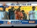 Up Cm Yogi Adityanath Offered Prayers At Kaal Bhairav And Kashi Vishwanath Temple video