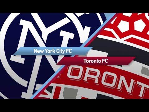 HIGHLIGHTS | NYCFC vs. Toronto | 07.19.17