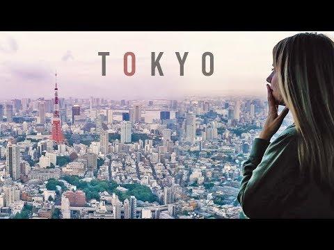 TOKYO - Tokyo Tower, Roppongi e Mori art museum
