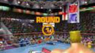 HD2600XT Gameplays - HeavyWeight Thunder Boxing....