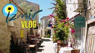 İzmir & Alaçatı - Travel Vlog