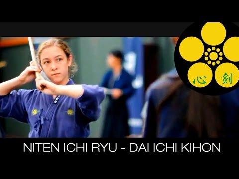 Niten Ichi Ryu - Dai Ichi Kihon