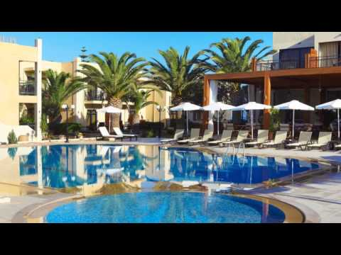 Atlantis Beach Hotel, Rethymno, Crete, Greece