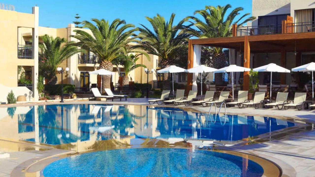 Atlantis Beach Hotel Crete
