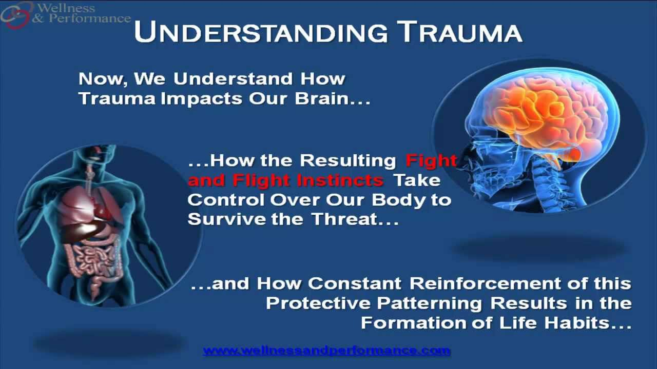 Understanding Trauma: How Stress and Trauma Cause Chronic Pain ...