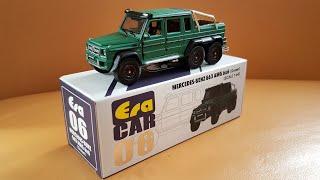 ERA CarMercedes-Benz G63 AMG 6x6 1st Special Edition rot//schwarz  NEU /& OVP