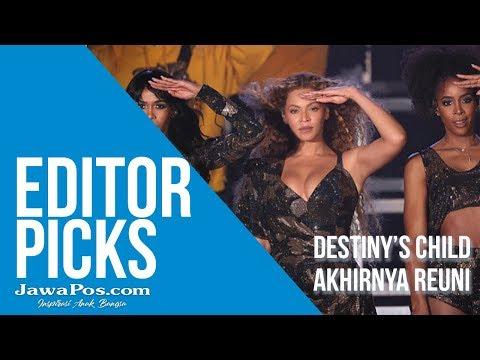 Berkat Beyonce, Destiny's Child Reuni