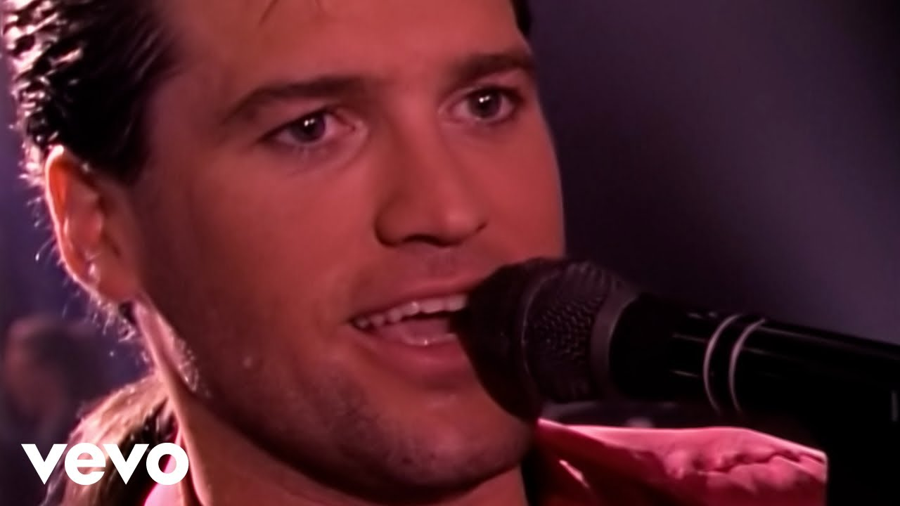 Billy Ray Cyrus - Achy Breaky Heart (Official Music Video)
