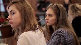 видео: Первая сессия молодежного парламента III созыва