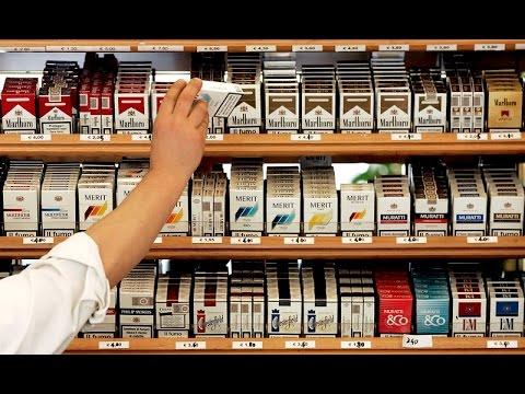 О табачной индустрии: Что внутри сигареты
