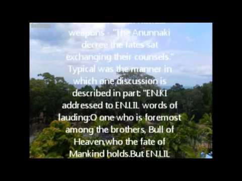 Heavens Fallen Angels Anunnaki (Leaked Document)