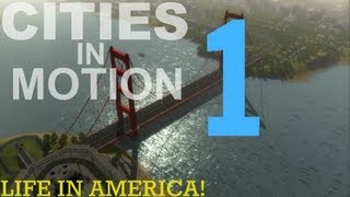 Cities in Motion - Life in America - HIPPIES!