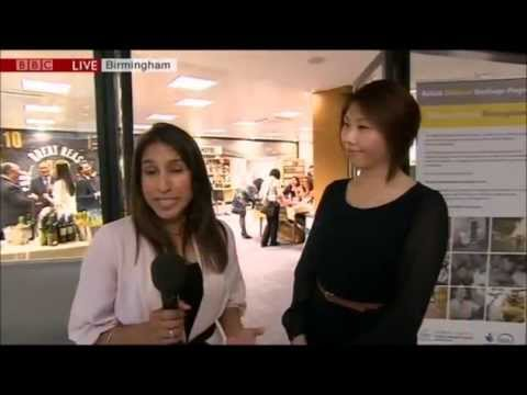 """""""British Chinese Heritage Project   Chinese Lives in Birmingham"""" on BBC Midlands Today (15 May 2014)"""