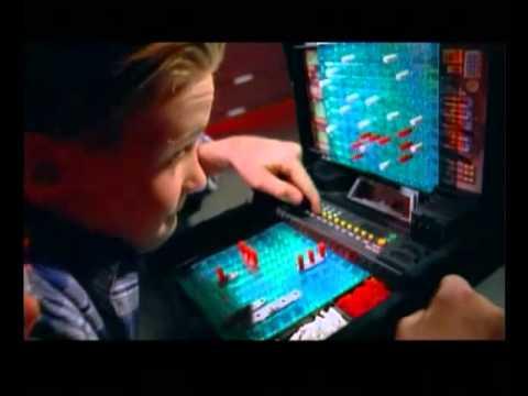 electronic talking battleships classic game tv toy