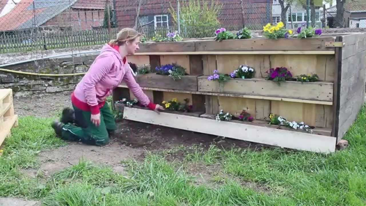 Hochbeet Ideen Hochbeet Bauen Anleitung Zum Selber Bauen Plantura