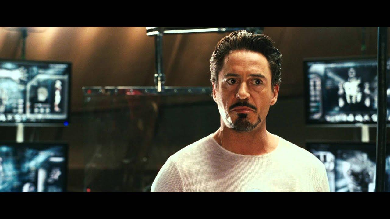Iron man movie trailer