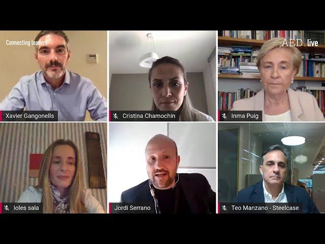 Debate Online_ El cambio del mundo del trabajo en las empresas