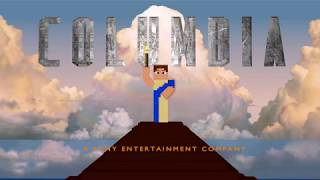 Columbia Pictures || Minecraft Parody