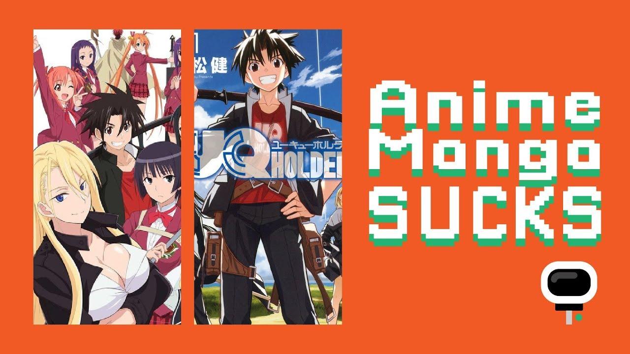 Anime and manga sucks rant