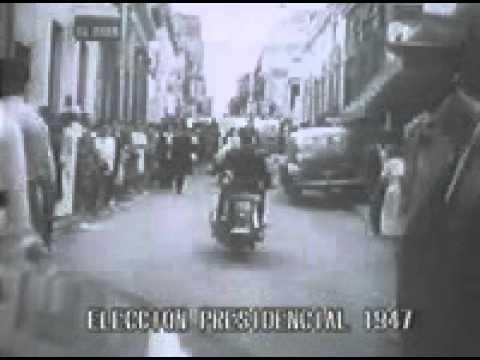 Elecciones presidenciales, Rómulo Betancourt 1947 Venezuela