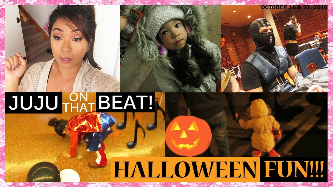 HALLOWEEN FUN, AWESOME SAMPLES, JUJU ON THAT BEAT!! | OCTOBER ...