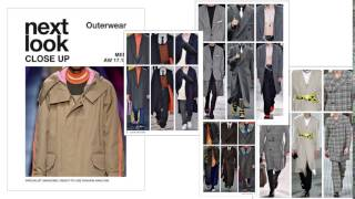 OUT NOW Next Look Close Up Men Outerwear no 02 A W 17 18 hd720