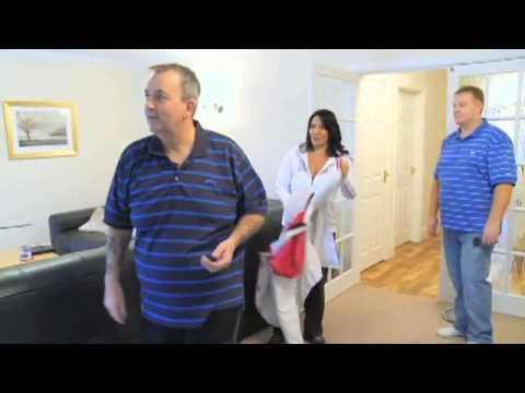 Fit Britain with British Darts Champion  Phil Taylor Part 3