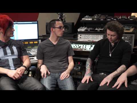 Synths And Sh** With Asking Alexandria, Joey Sturgis And Celldweller