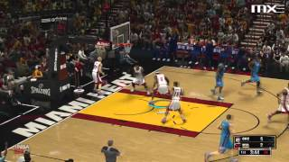 NBA 2K13 Demo Gameplay HD (Commentary)