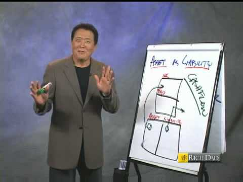 Robert Kiyosaki -  Assets vs Liabilities