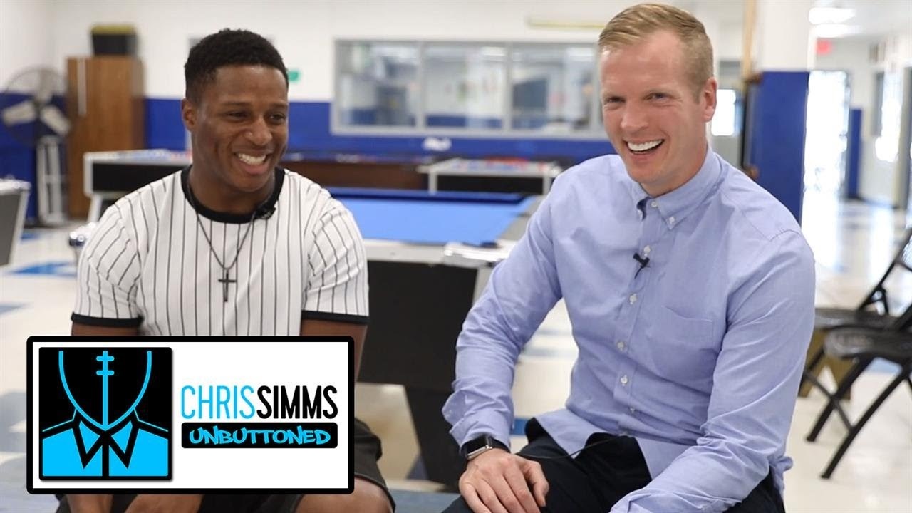 Dolphins' Kenyan Drake gives back to Boys & Girls Club | Chris Simms Unbuttoned | NBC Sports