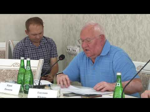 Юрий Пименов о работе Ассоциации университетов стран Прикаспия