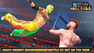 WORLD WRESTLING MANIA - HELL CELL 2K18 Android Gameplay