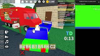 Speedrun Roblox: Work at a Pizza place 2:07 Deliver 10 Pizzas