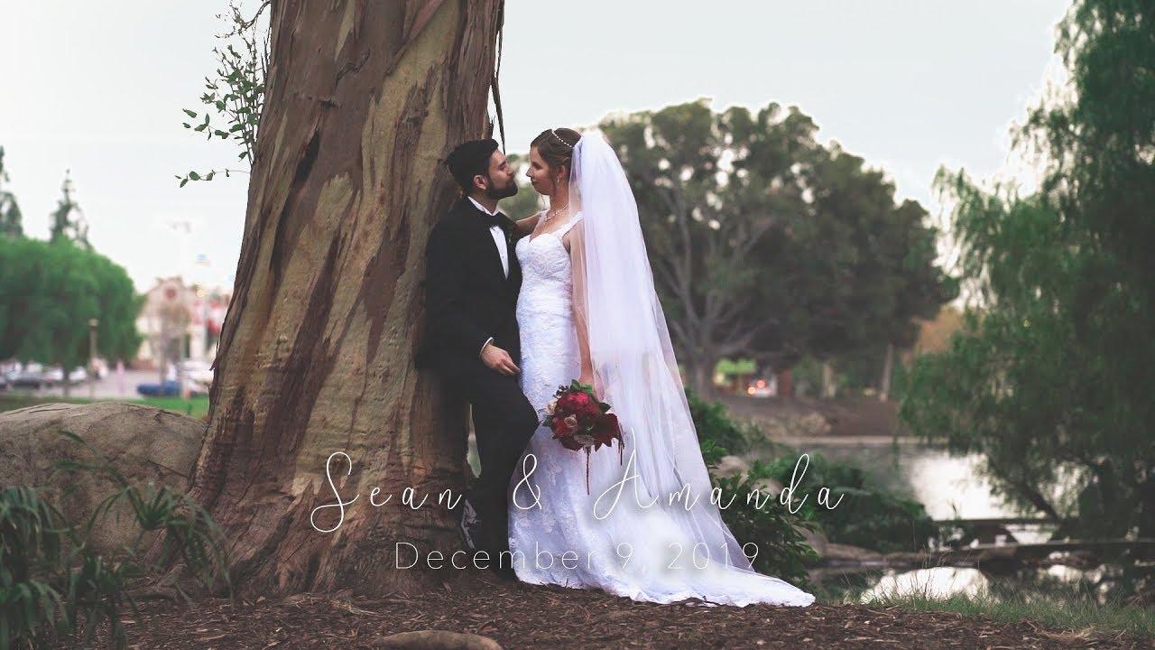 Casa de Lago Wedding Videography   Sean & Amanda Highlight Film   Orange, CA