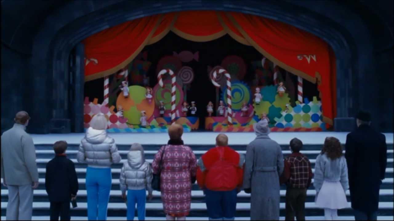 Wonka's Welcome Song - YouTube
