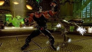 Game Trailer - DC Universe Online [PS4 Launch Trailer]