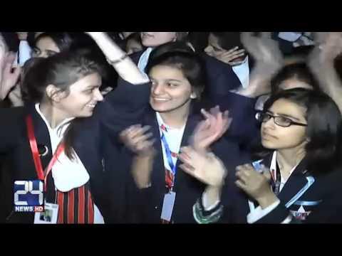 Humaira Arshad performance in Sadiq Public School Bahawalpur