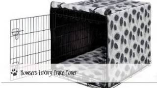 Coolest Dog Crate Covers