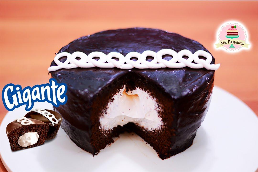 How To Make A Hostess Cupcake Cake