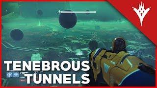 Destiny TTK: TENEBROUS TUNNELS