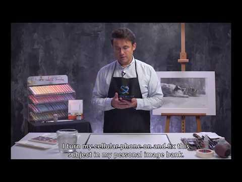 Konstantin Sterkhov's watercolour masterclass. Lesson 2