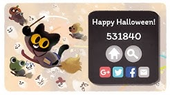 Google Doodle Halloween 2016 - World Record? (531840 Points)