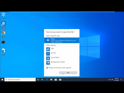 How To Fix Windows Photo Viewer can't open this picture | Repair Corrupted Picture.