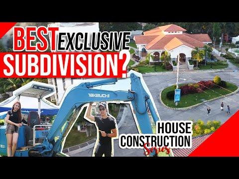 SUBDIVISION TOUR & EXCAVATION | Ep.2 Hoise Building Philippines